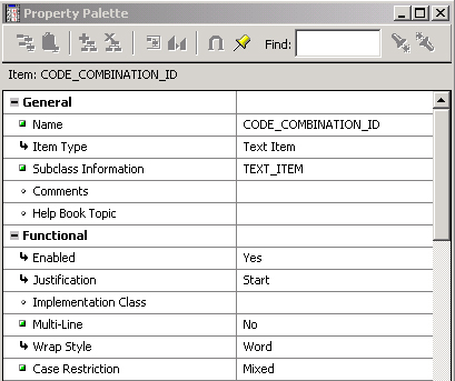 Using Oracle Applications Flexfields in your custom forms: step by step